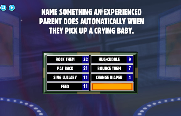 Name Something An Experienced Parent Does Automatically When They