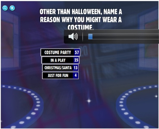 other than halloween name a reason why you might wear a costume