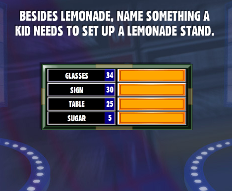 Lemonade Stand Cheats