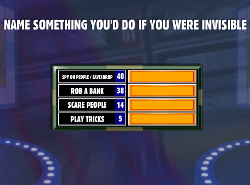 what would you do if you were invisible