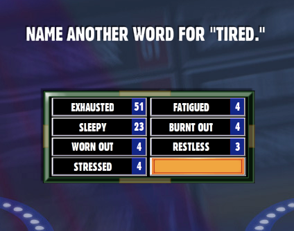 another word for
